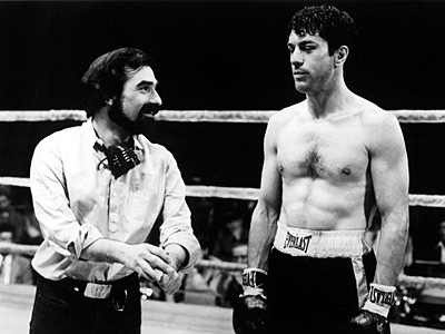 Raging Bull, Martin Scorsese | THE EVIDENCE: Mean Streets (1973), Taxi Driver (1976), Raging Bull (1980), GoodFellas (1990), The Departed (2006), Hugo (2011) WHY HIM: He's Martin Scorsese . I…