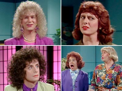 The Kids in the Hall | The Kids didn't dress as women for comedic effect necessarily — instead, they did it out of necessity! Since they played most of the parts,…