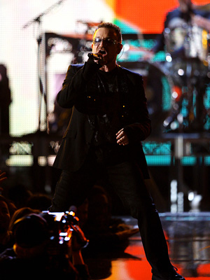 U2, Grammy Awards 2009
