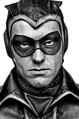 Watchmen, Stephen McHattie