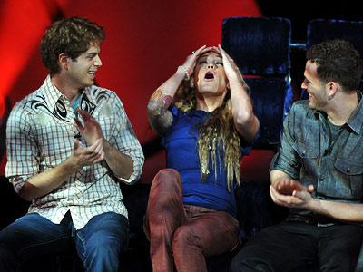 American Idol, Matt Giraud, ...