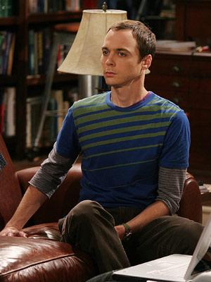 The Big Bang Theory, Jim Parsons