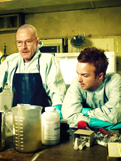 Breaking Bad, Aaron Paul, ...
