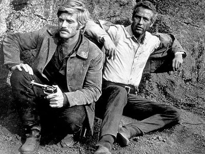 Butch Cassidy and the Sundance Kid, Paul Newman, ...