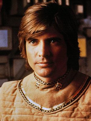 Battlestar Galactica (TV Show - 1978), Dirk Benedict