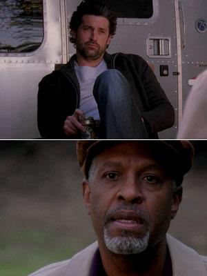 Grey's Anatomy, James Pickens Jr., ...