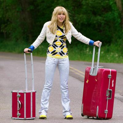 Hannah Montana: The Movie, Miley Cyrus