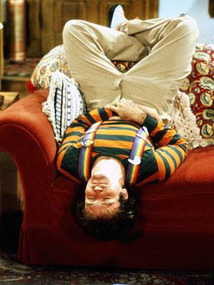 Mork & Mindy, Robin Williams