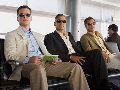 Ocean's 13, Brad Pitt, ...