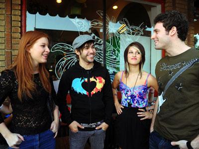 Degrassi: The Next Generation, Pete Wentz