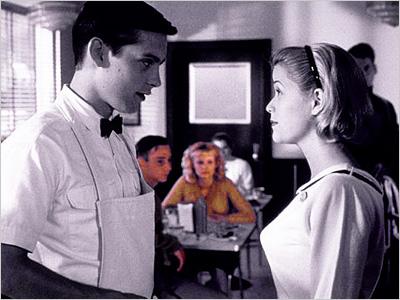 Pleasantville, Reese Witherspoon, ...