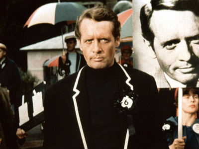 Patrick McGoohan, The Prisoner | March 19, 1928-Jan. 13, 2009 He was kind of an enigma. He had a great sense of mystery about him. I grew up watching that…