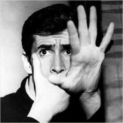 Psycho (Movie - 1960), Anthony Perkins