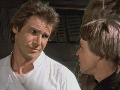 Star Wars: Episode IV - A New Hope, Harrison Ford, ...
