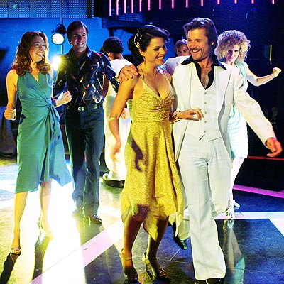 Grant Show, Molly Parker, ... | SWINGTOWN (CBS, 2008) Number of Episodes: 13 Anything that's not a traditional sitcom or a straight-up procedural is quite a gamble for CBS. And Swingtown…