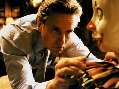 The Game, Michael Douglas