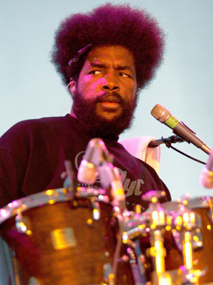 The Roots, Ahmir ?uestlove Thompson