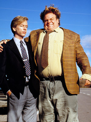 Tommy Boy, Chris Farley, ...