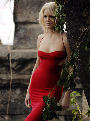 Battlestar Galactica, Tricia Helfer