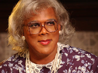 Diary of a Mad Black Woman, Tyler Perry