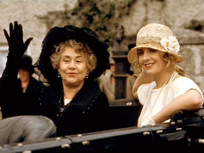 Joan Plowright, Natasha Richardson