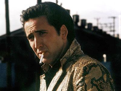 Wild at Heart, Nicolas Cage