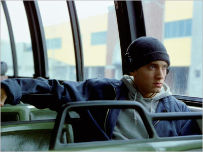 8 Mile, Eminem | More hip-hop than hippity-hop, this rappin' Rabbit (played by Eminem) showed everyone in 8 Mile and the 313 that you can rap your way out…