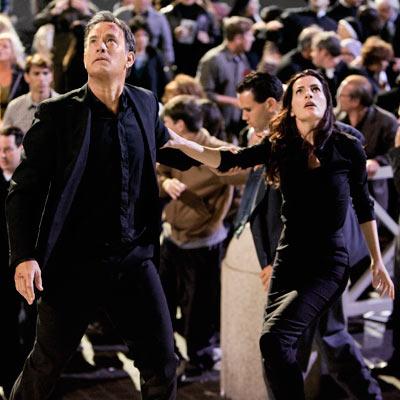 Angels & Demons, Tom Hanks