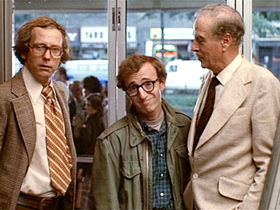 Annie Hall | The scholar and pop culture theorist helps Alvy Singer (Woody Allen) settle an argument — and break the fourth wall — while Alvy waits in…