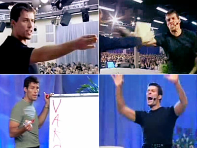 Unleash the Power Within, Anthony Robbins