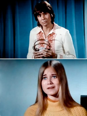 The Brady Bunch, Davy Jones | The Brady Bunch (1971) and The Brady Bunch Movie (1995) The Monkees heartthrob not only agreed to play at Marcia's junior prom, but he also…
