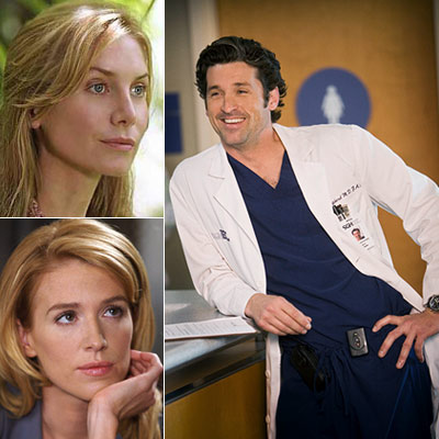 Grey's Anatomy, Without a Trace, ...
