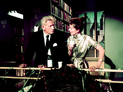 Spencer Tracy, Katharine Hepburn, ...
