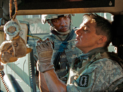Anthony Mackie, Jeremy Renner | With wins from Directors Guild, Producers Guild, and countless critics groups, The Hurt Locker is now officially the movie to beat. It's up for nine…