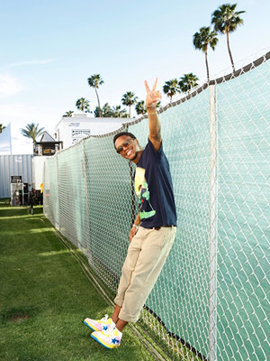 The Coachella Music and Arts Festival, Lupe Fiasco