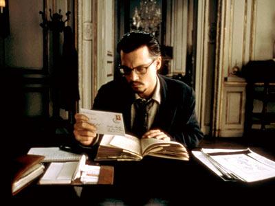 Johnny Depp, The Ninth Gate