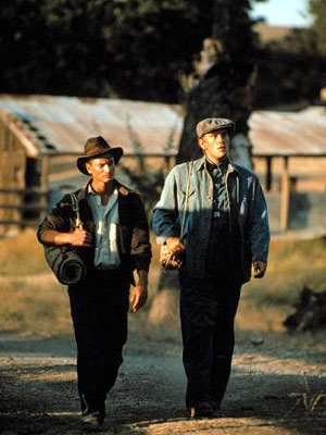 Of Mice and Men | The last time John Steinbeck's classic novel was depicted on the big screen, John Malkovich and Gary Sinise played the Depression-era migrant workers in California.…