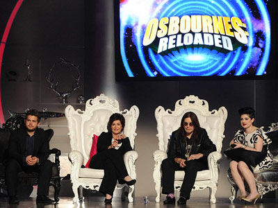 THE WORST 3. Osbournes: Reloaded (FOX)