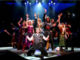 Constantine Maroulis, Rock of Ages