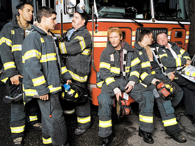 Rescue Me, Daniel Sunjata, ... | Where is RESCUE ME ?! There should have been noms for both show and writing. Not to mention best actor for Denis Leary and supporting…