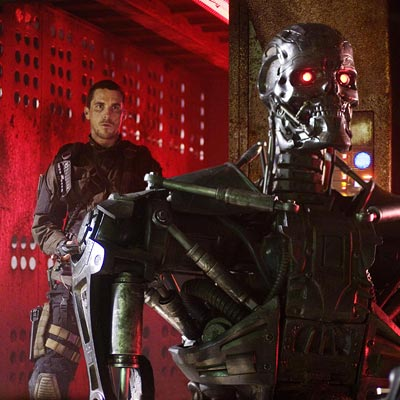 Terminator Salvation, Christian Bale