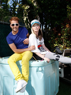 The Ting Tings, The Coachella Music and Arts Festival