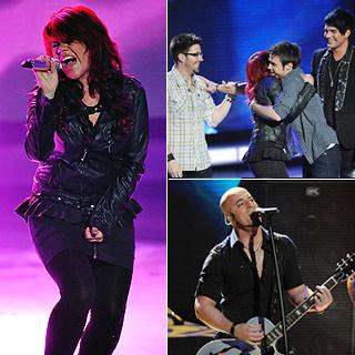 Kris Allen, Adam Lambert, ...