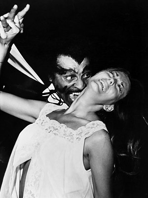 BLACULA (William Marshall) Blacula (1972) In this blaxploitation hybrid, an African prince who was bitten by Dracula (naturally) way, way back in the day, is…