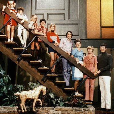 The Brady Bunch | THE BRADY BUNCH (1969-74) ''Alice was the only funny character on this ''sitcom''. The kids learned lessons in 22 minutes only to repeat the same…