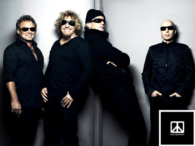 Chickenfoot, Chad Smith (Musician), ...