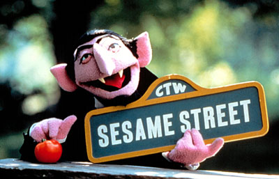 COUNT VON COUNT (Jerry Nelson) Sesame Street Vampires have never been as soft and cuddly — literally — as this numerically obsessed Muppet. FAVORITE PREY:…