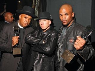 DMC, Eminem, ...