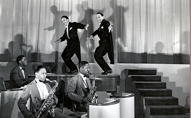Nicholas Brothers, Stormy Weather (1943)