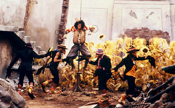 ''You Can't Win,'' The Wiz (1978)